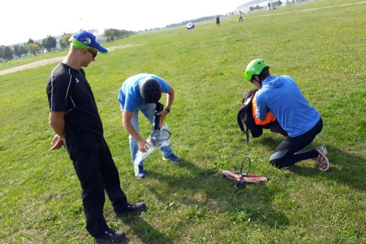 Schulung: Aufbau von Kites